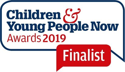 Children and Young People Now awards 2019 Finalist